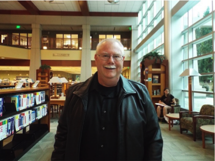 Keith Willis, author photo