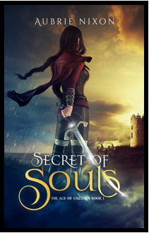 Secret of Souls by Aubrie Nixon cover
