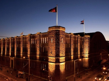 sf armory, photo credit - Hoodline dot com news, february 2018