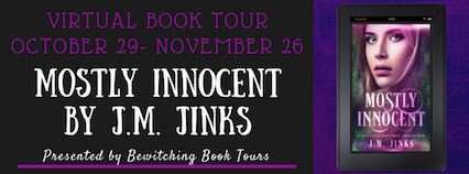 New Release in Urban Fantasy: Mostly Innocent Book Tour Book Spotlight
