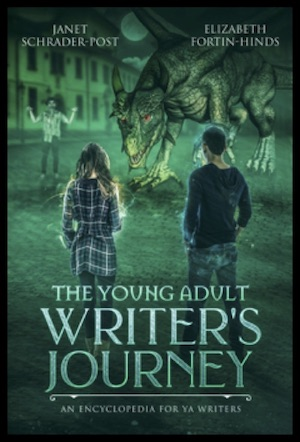 The Young Adult Writer's Journey book cover image