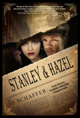 Stanley and Hazel by Jo Schaffer book cover