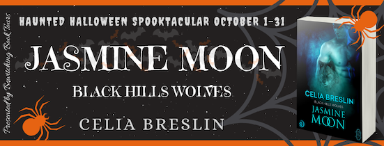 Jasmine Moon by Celia Breslin October 2019 tour banner