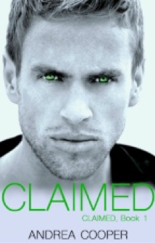 Claimed by Andrea R. Cooper book cover image