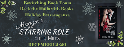 Bewitching Book Tours Deck the Halls with Books Event, December 2 through 20