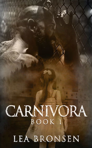 Carnivora by Lea Bronsen book cover