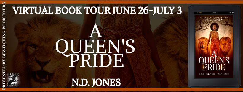 A Queen's Pride Book Tour, June 26 through July, 2020