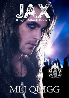 Jax by MLJ Quigg Book cover