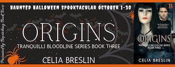 Origins by Celia Breslin October 2020 tour banner