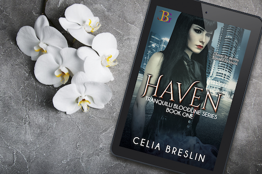 haven book cover image