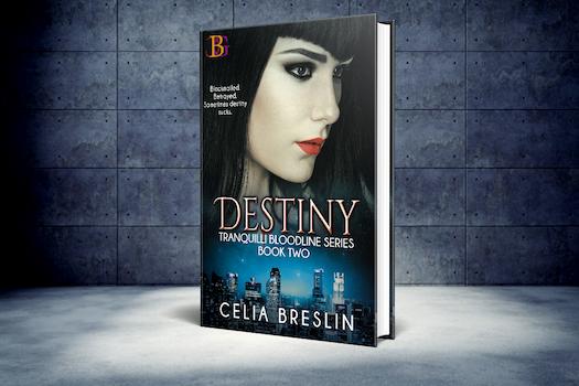 Destiny book cover image