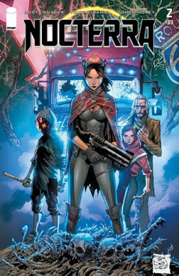 Nocterra issue 2 COVER
