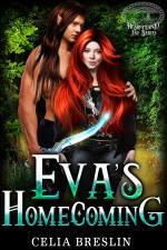 Eva's Homecoming by Celia Breslin book cover